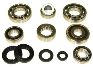 Honda Civic Bearing Rebuild Kit 2001 On Slw 5 Speed Manual Trans 1 7l Bk499