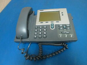 Cisco Systems 7940 Cp 7940g Ip Business Phone Broken Stand