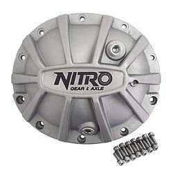 Nitro Xtreme Aluminum Reinforced Differential Cover For Dana 35 Jeep Wrangler Xj