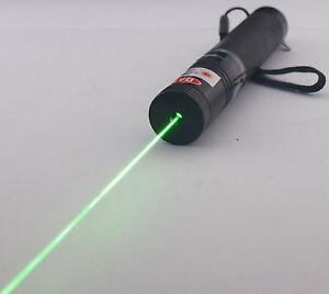 Astronomy Focus Adjustable 532nm Green Laser Pointer Battery Charger