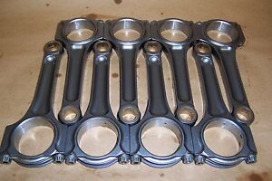 Nascar Cup Lentz Rods New Ford Forged Steel Alloy A 1 Bolts 6 28 Lg 1 888 Crkpin