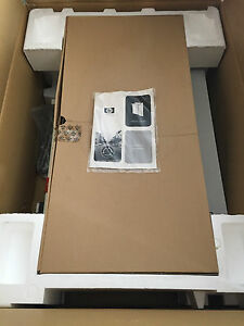 New Hp Q3223a Hole Punch And Z fold Unit Free Shipping In Usa