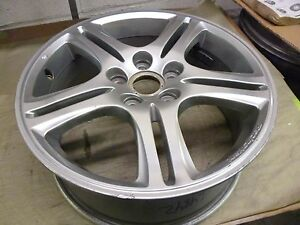 2001 2003 Mazda Protege 17 Inch Alloy Wheel Hollander 64842 Racing Hart