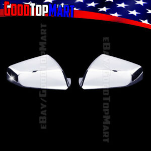 For Buick Lacrosse 2010 2011 2012 Chrome Mirror Covers Pair With Without Signal