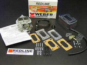 Mazda 626 Mazda B1600 Mazda B1800 Weber Carburetor Kit Manual Choke