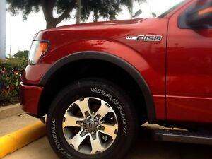 Oe Factory Style Fender Flares Wheel Protector For 2009 2014 Ford F 150 New