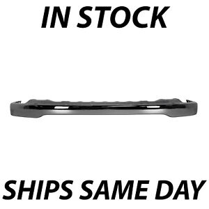 New Chrome Front Bumper For 2001 2002 2003 2004 Toyota Tacoma Pickup To1002174