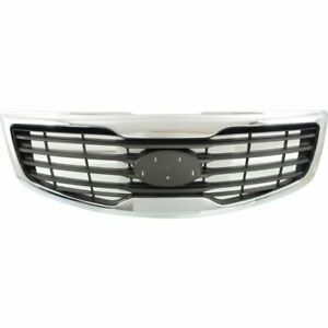 New Grille For Kia Sportage 2013 Ki1200164 863503w030