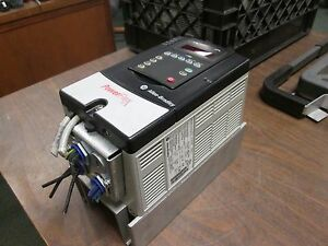 Allen bradley Powerflex 70 Ac Drive 20ad3p4a1aynndnn 2hp 3ph Used