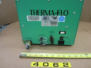Therma flo 2090 Recovery Unit