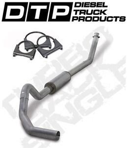 4 Exhaust Fits Dodge Cummins Diesel 94 02 5 9l K4212a