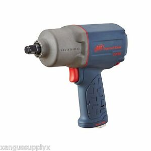Ingersoll Rand Irt 2235qtimax 1 2 Drive Super Duty Titanium Air Impact Wrench