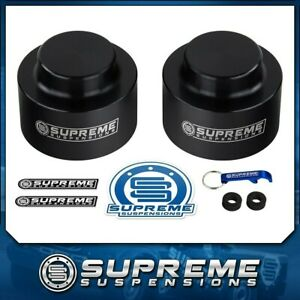 For 03 10 Hummer H2 2 Rear Leveling Lift Kit Billet Spacers 4wd 4x4 Only Pro