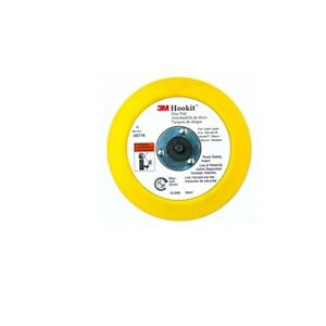 3m 05776 Hookit Disc Pad 6 Hook And Loop Da Sander Pad