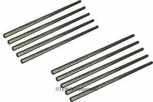 10x 5 16 Inch 9 Long 304 Stainless Steel Hex Bar Lathe Ss Rod Stock 3125