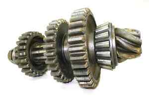 Bottom Shaft Gears Cletrac Hg Oliver Oc 3 Case 310 350 Terratrac 320 Avery A