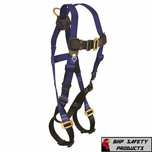 Contractor Full Body Harness Falltech 7015 New Fall Protection