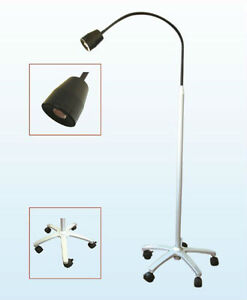 Dental 5w Mobile Surgical Medical Exam Light Floor Type Led Examination Lamp Hot