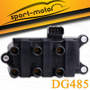 New Pack Ignition Coil Cassette For Ford Mazda Mercury Dg485 Fd498 C1312 5c1124