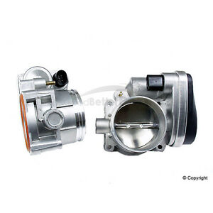 One New Vdo Fuel Injection Throttle Body 408238424002 13547502445 For Bmw
