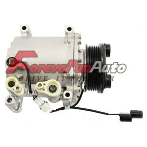 A c Compressor And Clutch Fits Dodge Caravan Chrysler Town Country Voyager
