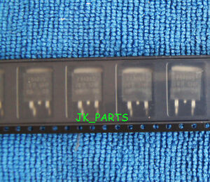 10pcs New Irf540 Irf540ns Smd N channel Power Mosfet