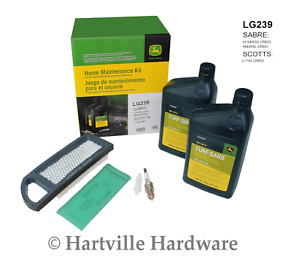 John Deere Original Equipment Home Maintenance Kit lg239