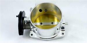 Accufab 90mm Chevy Camaro Ls1 Lsx Throttle Body For Fast Intake Polished C90