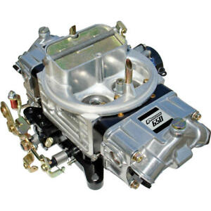 Proform Carburetor 67212 Street 650 Cfm 4 Barrel Mechanical Polished Black