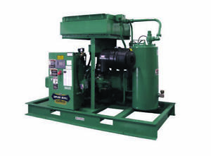 New Saylor beall 40 Hp 166 Cfm Rotary Screw Air Compressors Rsd 40u