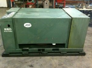 Used 50 hp Joy Rotary Air Compressor