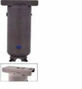 New 120 Gallon Vertical Air Tank With 6 in Ring Base A12276