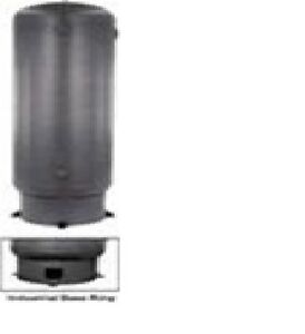 New 3 800 Gallon Vertical Air Tank 150 psi With 8 in Base Ring A10340