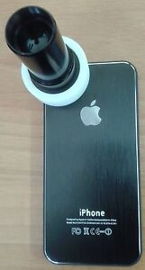 23 4mm Diameter Eyepiece Attchment For Iphone 5 To Mount In 2 Steps Slit Lamp