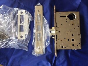 Corbin Russwin Lox 5067 Us26d Lh Mortise Lock Body Apt Dormitory Ml2067kk