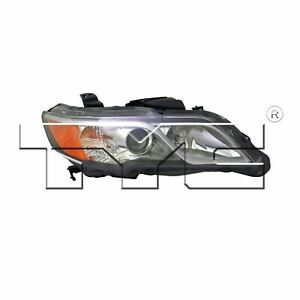 Right Side Replacement Hid Headlight Assembly For 2013 2014 Acura Rdx