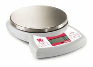 Ohaus Cs2000 Compact Scale 2000g Capacity And 1g Readability