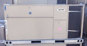discounthvac zga036s4bwgl1974 allied Ge Package Unit 3 Ton 460v free Freight