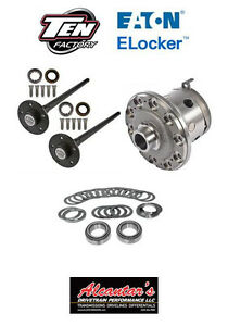 Super 35 Axle Eaton Elocker Kit 91 06 Jeep Yj Tj Xj Zj W Dana 35 Rear