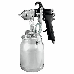Astro Pneumatic As7sp Spray Gun Cup Binks 7 Type Siphon Feed