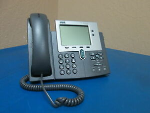 Cisco Systems 7940 Cp 7940g Ip Business Phone Qty Available