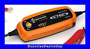 Ctek Battery Charger Maintainer Multi Mus 4 3 Polar Automatic Intelligent 12v