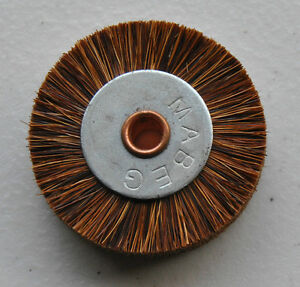 Roland Mebeg Feeder Wheels New Brown Normal Stock 45mm Od
