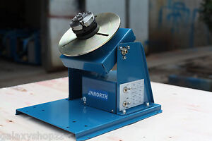 By 10 Rotary Welding Positioner Turntable Mini 2 5 3 Jaw Lathe Chuck