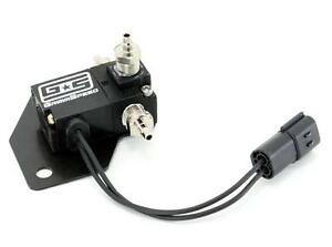 Grimmspeed Boost Control Solenoid Black For 08 14 Wrx 05 09 Legacy Gt