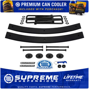 Add a leaf Pack For 1995 2018 Toyota Tacoma 6 lug 2 Rear Suspension Lift Kit