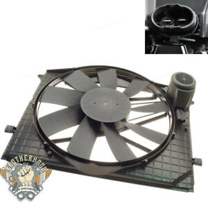 For Mercedes benz Radiator Cooling Fan Motor Cl500 Cl55 S430 S500 2205000093