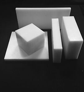 1 25 Natural Delrin Acetal Plastic Sheet Priced Per Square Foot Cut To Size