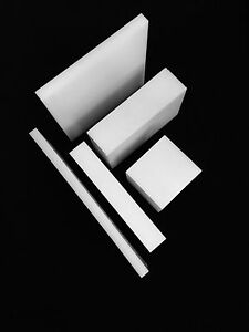 1 2 Glass filled Ptfe Teflon Plastic Sheet Priced Square Foot cut To Size
