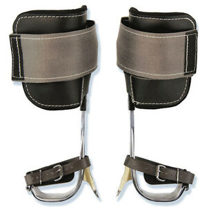 Buckingham Aluminum Spurs With Hydra cool Pads 3 6 Lbs Wo Pads long 2 7 16 Gaff